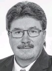 ?? CONTRIBUTED ?? Hants West MLA Chuck Porter announced April 15 that he does not intend to seek re-election whenever the next provincial election is called.