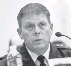 ?? CQ ROLL CALL VIA AP IMAGES ?? Capitol Police Chief Steven Sund, who resigned the day after the riot, said he had asked for National Guard support days before Jan. 6 but was denied.