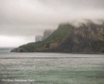 ??  ?? Forillion National Park.
