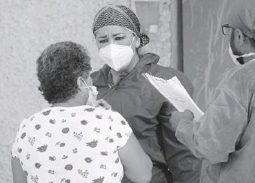 ?? SERGIO PÉREZ ?? > Pocos acuden a consulta a las unidades del Sector Salud.