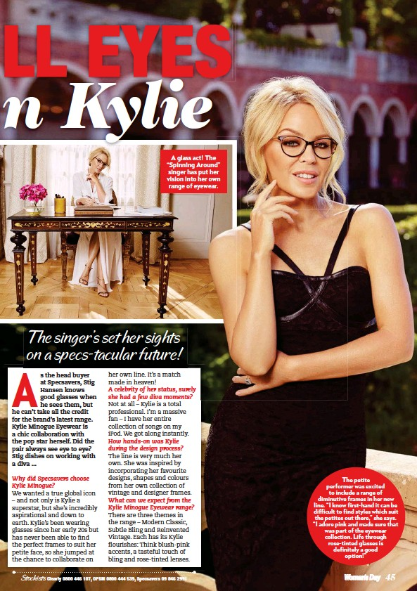 8acf2a0401 PressReader - Woman s Day (NZ)  2017-04-10 - ALL EYES on Kylie