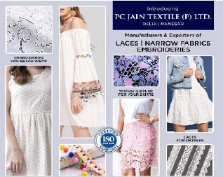 ??  ?? PC Jain Collection of Fabrics and Trims
