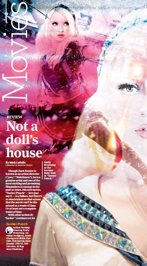 a dolls house heroine