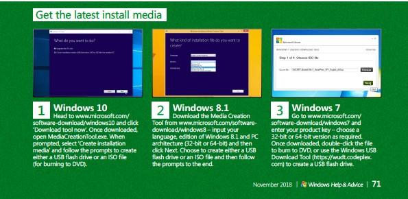 PressReader - Windows Help & Advice: 2018-10-12 - Get the