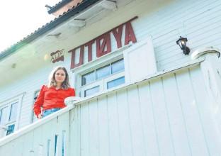 ?? Bild: Tore Sinding Bekkedal ?? Miriam Einangshaug lämnade politiken för att klara av skolan, men nu har hon lyckats återvända.