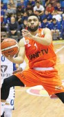 ?? (Adi Avishai) ?? MACCABI RISHON LEZION guard Jason Siggers scored a team-high 24 points in last night 93-80 victory over Bnei Herzliya.