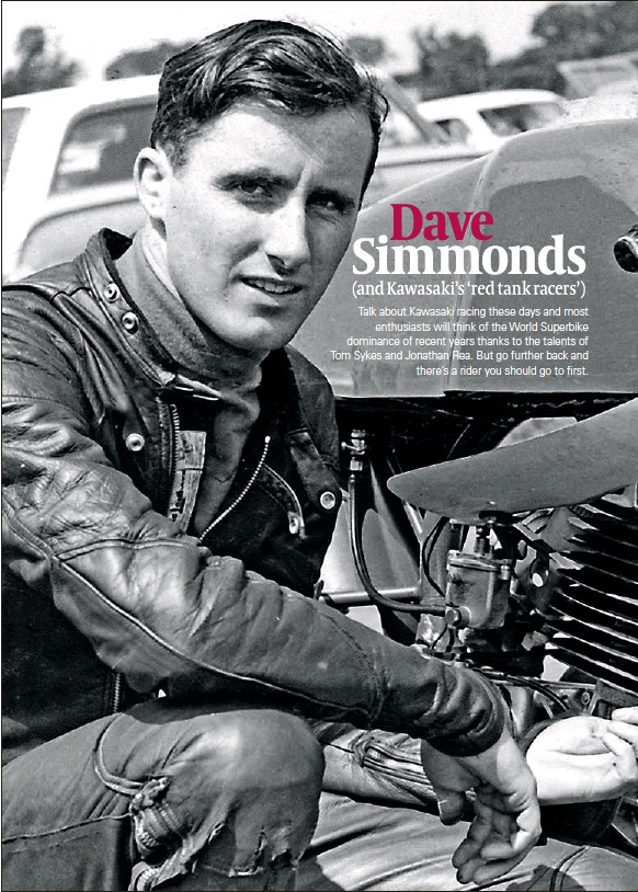 Pressreader Classic Racer 2018 04 17 Dave Simmonds And The
