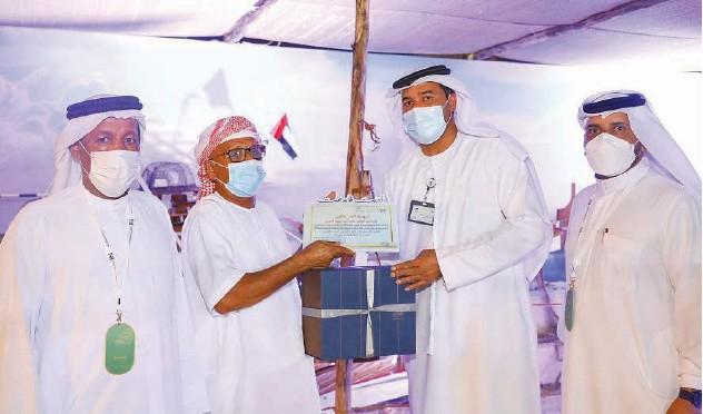 ??  ?? ↑ Parents' council in Dibba Al Hisn celebrates World Heritage Day.