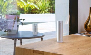 ??  ?? Netatmo's Weather Station's indoor and outdoor modules provide stats from all around the home.