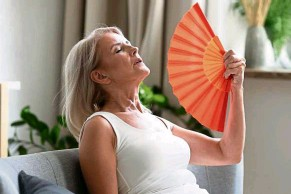 ?? — 123rf.com ?? Going through menopause and coming out on the other side can be great as women are often more confident at that stage.