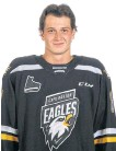 ?? CONTRIBUTED ?? The Cape Breton Eagles forward Jacob Santerre was traded to the Drummondville Voltigeurs on Wednesday.
