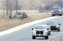 ?? DEREK RUTTAN / POSTMEDIA NEWS FILES ?? Despite making headlines for years, car insurance in Ontario didn't make the recent election's radar.