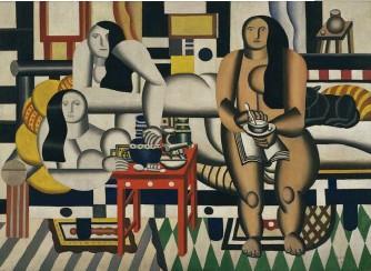 ??  ?? Three Women ( Le Grand Déjeuner), 1921, Fernand Léger.