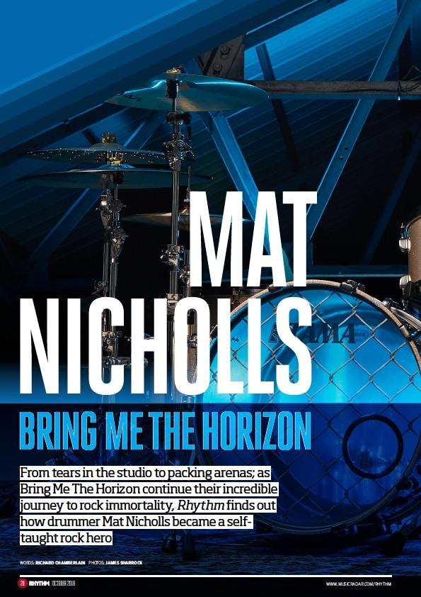 Pressreader Rhythm 2018 09 25 Mat Nicholl S