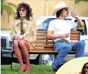 ??  ?? Jared Leto (left) and Matthew McConaughey in Dallas Buyers Club.