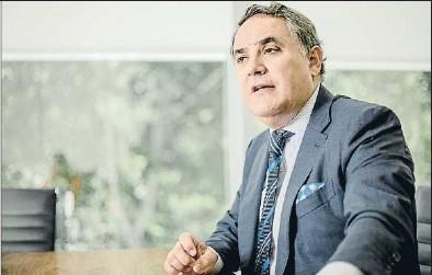 ?? LV ?? Casimiro Gracia, presidente de Axis Corporate