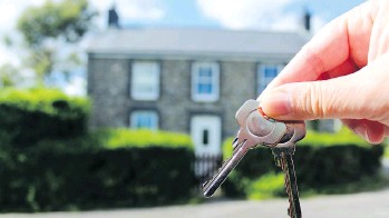 ??  ?? Being the owner of a well-kept home can help keep property values up for the entire neighbourhood you live in.