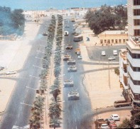 ?? Photo / Getty Images ?? In August 1990, Iraqi tanks rolled into Kuwait City.
