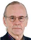 ?? FOTO: MICHAEL FOLMER ?? JUKKA TUURALA, ordförande i Väsby Hockey, är kritisk till p-avgifter vid Vilundaparken.