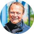?? FOTO: KIM ÖHMAN ?? FLYTTADE HEM.– Jag bodde utomlands i nio år med min familj, men sen flyttade vi hem. Jag visste förstås inget om corona, men det var bra tajmning att flytta till Finland, säger Kristian Räme, som nu leder arbetet vid Inkoon venehotelli.