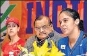 ??  ?? BAI chief Akhilesh Das Gupta (centre) passed away on Wednesday.