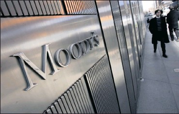 ?? PHOTO: BLOOMBERG ?? Moody's warned last week pressure seemed to be growing on the Reserve Bank to implement expansionary policies.