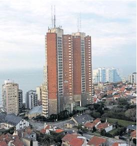 ??  ?? En Torres de Manantiales se podrán alquilar departamentos