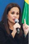 ?? ABI ?? La exministra Roxana Lizárraga.
