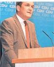 ?? FOTO: MOLL (ARCHIV) ?? Jens Nettekoven ist Landtagsabgeordneter für Rade.