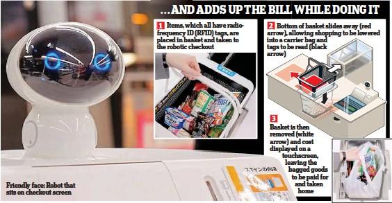 e45c87d4cc3b PressReader - Daily Mail  2017-04-19 - Roboshop! Self-checkout that ...