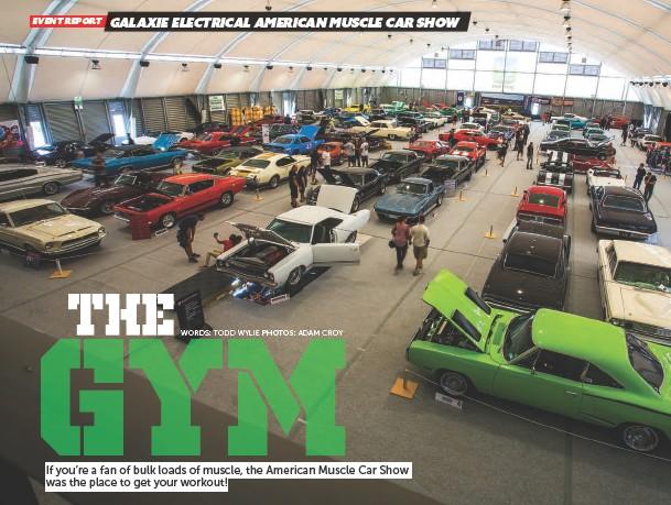 Pressreader Nzv8 2017 03 31 American Muscle Car Show