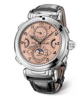 Pocket watch supercomplication Henry Graves