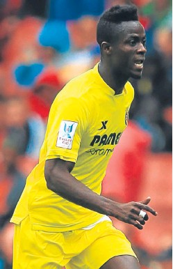 """?? Picture: PA. ?? Eric Bailly said joining Manchester United is """"a dream come true""""."""