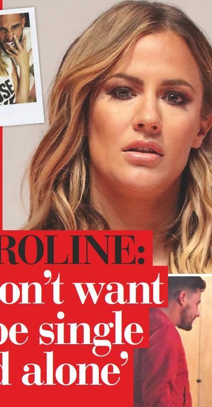 Pressreader Now Uk 2018 08 27 Why Caroline Cant Let Go Of