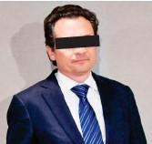 ??  ?? CASO ODEBRECHT. El exdirector de Pemex fue demandado por sexta ocasión.