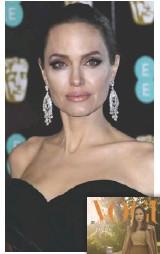 ??  ?? La star est magnifique sur la couverture de l'édition du mois de mars de la version anglaise du magazine Vogue.