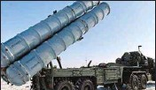 ?? PIC/PTI ?? S-400 long-range surface missile