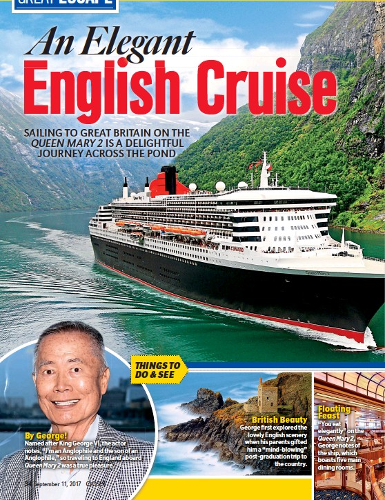 PressReader - Closer Weekly: 2017-09-08 - An Elegant English Cruise