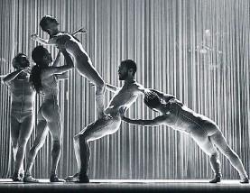 ?? GENTILEZA ?? Zappalà. La compañía de danza contemporánea estará en el Coliseo.