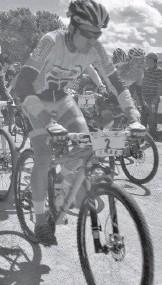 ??  ?? en Calera./ de montaña pedalearán