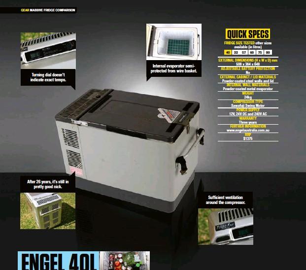 PressReader - 4 x 4 Australia: 2016-09-01 - ENGEL 40L