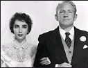 ?? MGMPictures ?? Here comes the Bride: With Spencer Tracy.
