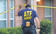?? LM OTERO/ AP ?? The ATF says it is hiring to conduct more inspections.
