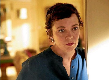 ?? AP ?? Olivia Colman plays the daughter in cast.