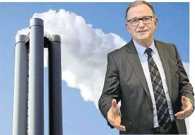 """??  ?? Karlheinz Kopf: """"Wünsche mir beim Klima mehr Realismus."""""""