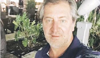 ??  ?? ► El empresario argentino fue el principal proveedor de cajas de alimentos.