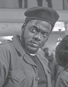 """?? PROVIDED BY GLEN WILSON ?? Daniel Kaluuya stars as Black Panther Party chairman Fred Hampton in """"Judas and the Black Messiah."""""""