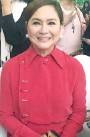 """??  ?? Showbiz stalwart Marichu """"Manay Ichu"""" Maceda of the Sampaguita Pictures legend caught up with former first lady and Tacloban Rep. Imelda Marcos, while former ABS- CBN president and CEO Charo Santos- Concio turned heads as usual the moment she walked into the ballroom"""