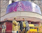 ?? MOHD ZAKIR/HT ?? The film was shown across 4,000 screens and a million viewers watched it, a statement by producers Viacom said.