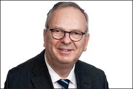 ?? PRESSBILD ?? HANS LANGH, SAML. Han är en av de nya i Samlingspartiets 17 mandat stora fullmäktigegrupp.